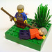 Minifig Famous People # 17: Dick Cheney by minifig