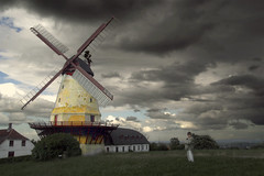 The good old mill (Blow) Tags: topf25 topv111 510fav topv222 casper jylland mlle dybbl 333v3f gloomyheart skypeople skyarchitecture skyarchitecturefav adminpleasenochildinxxxvxfgroups anawesomeshot