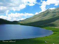 Sheosar @ Deosai (Aawara) Tags: pakistan landscape bravo northernpakistan deosai powershota400 sheosar 123ac sheosarlake northpakistan deosaiplains impressedbeauty superaplus aplusphoto