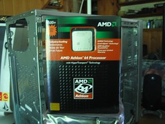 AMD Athlon64 3500+ (keainanhai) Tags: computer pc amd case lanparty harddrive videocard asus logitech antec athlon64 dfi