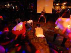 Twerking competition (Michael Mahler) Tags: 133w18thst erie eriecounty eriepa hiv lgbt lgbtqia pennsylvania twerking worldaidsday zonedanceclub