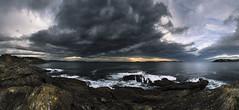 Ria de Pontevedra (jojesari) Tags: 3016 riadepontevedra panoramica cincofotos cameraraw marina paxariñas sanxenxo pontevedra galicia jojesari suso