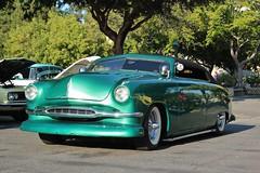 Lake Avenue Church Classic Car Nights 8/26/16 (USautos98) Tags: 1951 ford convertible shoebox hotrod streetrod kustom