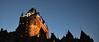 L'heure bleue  -  The blue hour (Philippe Haumesser Photographies (+ 4000 000 views) Tags: outside château castle lheurebleue thebluehour ciel sky ville city nuit night illuminations panoramique québec canada nikond7000 nikon d7000 reflex 2016