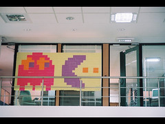Post-it Pacman