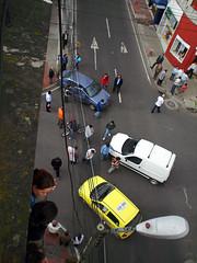 friday (matiasjajaja) Tags: chapinero bogota accident