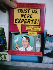 Trust us, we're expert By phauly on flickr