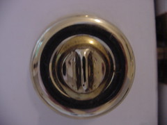 Door lock (coveman) Tags: lock door alloysmetal