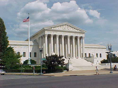 Supreme Court Photo By Flickr User dbking