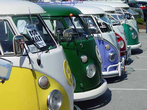 BC VW Buses