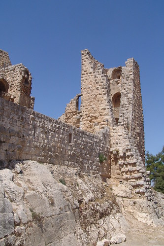 Ajloun Castle, tower