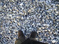 stones & feet (jili'm **) Tags: feet shoes stones pebbles pebble feetography