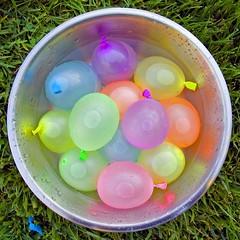 Water Balloons III