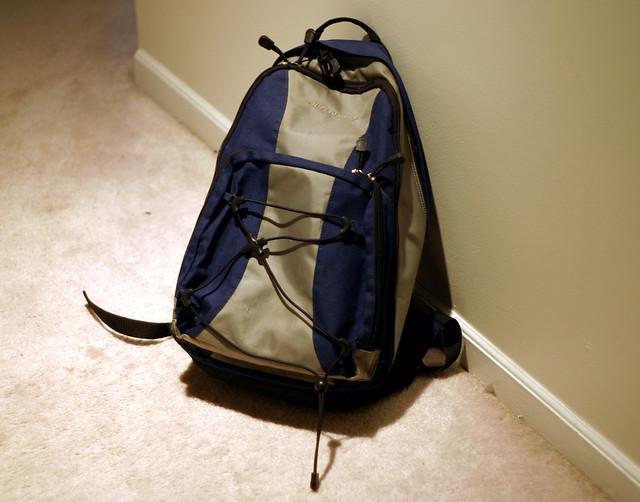 Old Bookbag