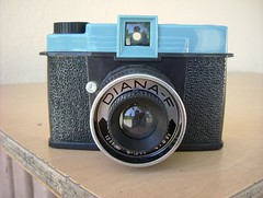 Diana-F Camera (dogwelder) Tags: 2005 camera school work mirrorproject september diana zurbulon6 zurbulon gatturphy lausd