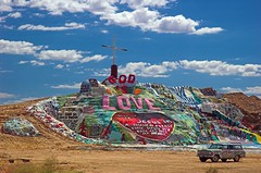 Salvation Mountain, The Slabs, Salton Sea, CA