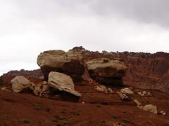 Meanwhile, Back on Mars... (steveharris) Tags: utah capitolreef usnationalpark rocks