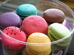 bizu macarons (chotda) Tags: food philippines manila bakedgoods cookies biscuits confectionery macaron macaroon colour color