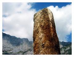 Mira el cielo (☁ Esther) Tags: fuente fuentede liebana picosdeeuropa picos cantabria teleferico naturaleza