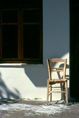 passing time, crete