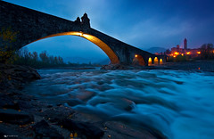 Ponte Gobbo (S@lva) Tags: longexposure bridge water nikon ponte workshop rs piacenza bobbio photographia 1424 lungheesposizioni d700 flickraward pontegobbo theperfectphotographer nikonflickraward artofimages fotografaglobal savermac bestcapturesaoi elitegalleryaoi
