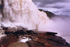El Sapo fall (Caribe) Tags: waterfall venezuela selva bolivar jungle canaima catarata cascada