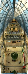 """Opening of """"Ettlinger Tor"""" in Karlsruhe (oliver regelmann) Tags: panorama mall ece shoppingmall karlsruhe ettlingertor ececenter top20karlsruhe"""