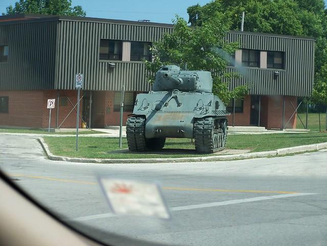 Nice Tank!
