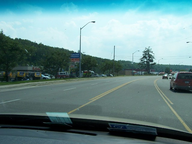 Leaving Owen Sound