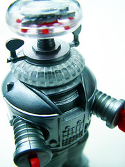 Danger, Will Robinson! (drp) Tags: robot lostinspace figure sciencefiction television macro belleville nj