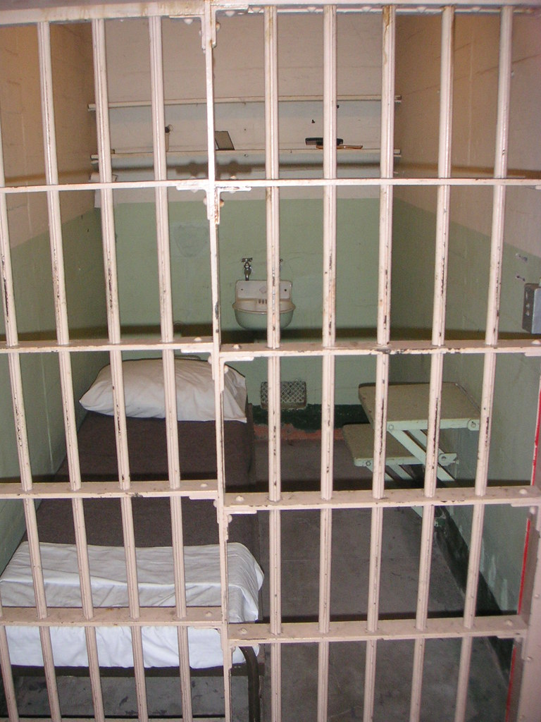 Investigacion en la carcel de Alcatraz