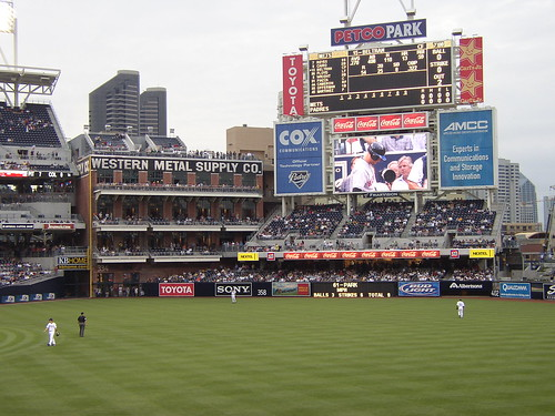petco park v fenway park Petco park is a baseball park located in the downtown area of san diego,  california, united  on june 14, 2010, during a toronto blue jays vs  petco  park and fenway park were visibly fused together to create greenway park in  call of.