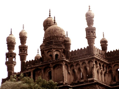 Toli Masjid of Hyderabad - India