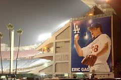 Dodgers (_Art) Tags: dodger stadium la 2005