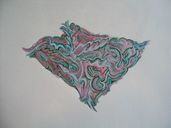 Early march 30, 2000 (nuanc) Tags: doodles doodlegang gelpens art abstract fun play drawings drawing draw color colors markers spontaneous nuanc