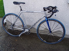 Gunnar crosshairs cyclocross bike (grizfan) Tags: bike paul cross if cyclocross gunnar chrisking neoretro