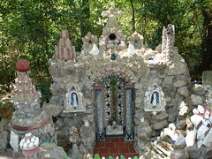 Temple of the Fairies at Ave Maria Grotto, Cullman AL