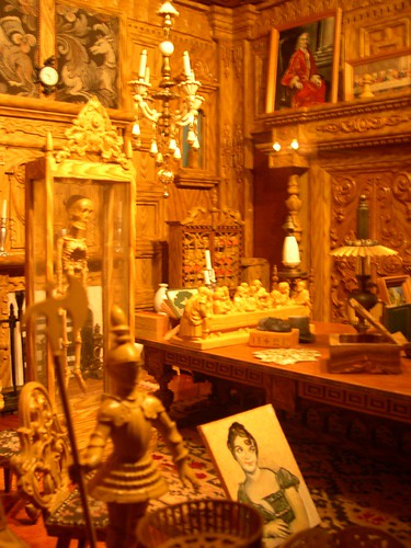 The Art Room...Carved Miniatures