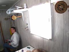 Photos 058 (Brian W. Tobin) Tags: christmas icefishing paul christmas2003