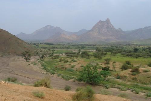 Gash Barka landscape