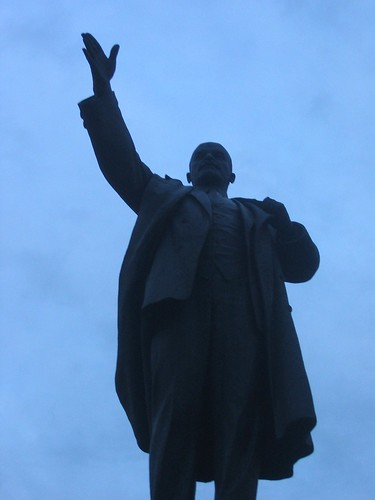 Lenin again.