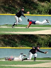 safe (jaymce) Tags: baseball slide walker theman jaymce beavers rafi headfirst rantonio top20sports facefullofdirt nicejob