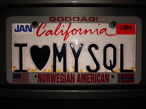 I♥MySQL