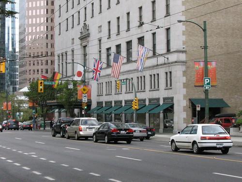 Fairmont Hotel, Vancouver