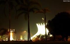 Catedral (Gabriel_Jabur) Tags: catedral night noturna arquitetura brasilia brazil architecture chuva rain esplanada