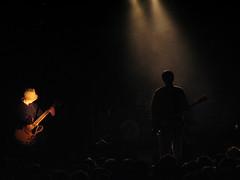 Matt Good and his Guitarist (the PhotoPhreak) Tags: mattgood ucfv disorientation abbotsford mc05negativespace