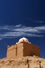 Mausoleum, Ouarzazate - by Piero Sierra
