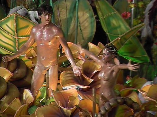 Carnival rio de janeiro nude beach fantasy