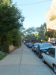 Up my street (emelfr) Tags: kewgardens mywalktowork