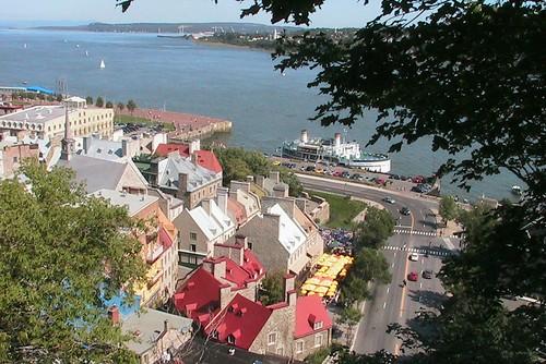 Quebec City 125